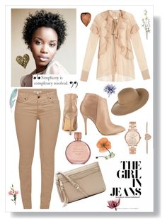 """""""Simply Beauty"""" by carlenewright on Polyvore featuring Givenchy, Barbour, Steve Madden, Witchery, Armani Jeans, Michael Kors, Estée Lauder, Art Addiction, Pier 1 Imports and Sugarboo Designs"""