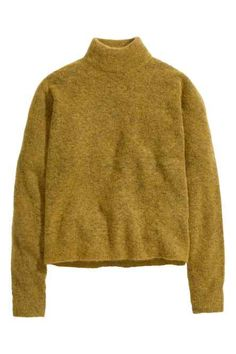 Pullover misto mohair