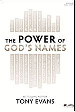 The Power of God's Names Bible Study.  This is powerful and I love the teachings by Tony Evans!