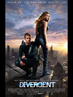 Divergent Rated PG-13 for intense violence and action, thematic elements, and some sensuality