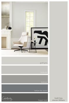 200 NEW Sherwin Williams Designer Influenced Paint Colors! Neutral Paint Colors, Paint Colors For Home, Interior Paint, Interior And Exterior, One Coat Paint, Home Wall Colour, Repose Gray, Sherwin William Paint, Brick Colors