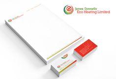 Category: Logo Design and Corporate Stationery Suite Design, Co. Print Design, Logo Design, Graphic Design, Alternative Fuel, Ireland, Stationery, Paper Mill, Stationery Set, Irish