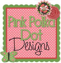 Pink Polka Dot Creations