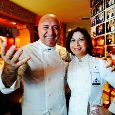 Two Chefs Booksigning www.altiramisu.com
