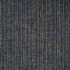 Blue color Solid and Metallic pattern Woven and Essential type Upholstery Fabric called G0359 Sapphire by KOVI Fabrics