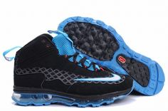sports shoes 9692c 3b776 Buy mens new nike air max ken griffey jr black blue shoes