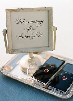 Flip out - 10 of the best unusual wedding guestbook ideas