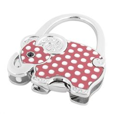 Purse Handbag Hanger Holder Elephant Shape