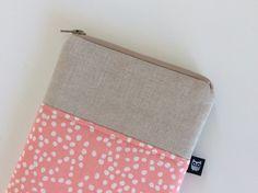 Tablet-PC-Taschen -  eReader Tasche Bio-Baumwolle kindle tolino vision - ein Designerstück von madebybirdie bei DaWanda