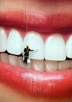 Faz quanto tempo que você não vai ao dentista dar uma caprichada? #saudebucal #dentista #dentistry