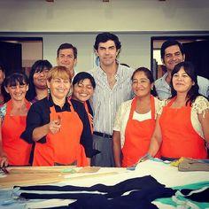 Inauguración Fábrica Textil en Guachipas