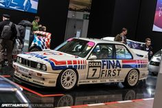 1992 BMW E30 M3 Group A DTM 2.5 - 17-Techno-Classica-Essen-2015-Jeroen-9779