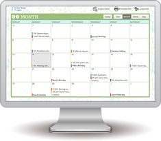Try our FREE online calendar tool.