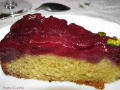 Gâteau Tatin aux Cerises