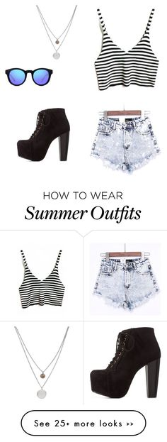 """My First Polyvore Outfit"" by epra1 on Polyvore"