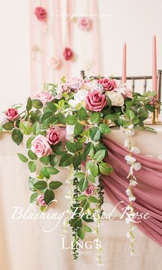 Trending blush pink wedding in Off first order, 36 colors rose Pink Wedding Colors, Blush Pink Weddings, Wedding Flowers, Wedding Arches, Floral Wedding, Wedding Bouquets, Pink And White Flowers, Peach Flowers, Cake Flowers