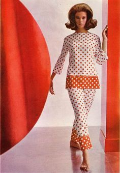 1960s, Polka Dots Go Mod                                                                                                                                                                                 More
