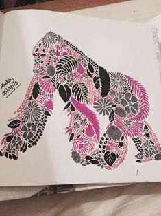 Animal Kingdom Postcard Pens Faber Castell Pitt And