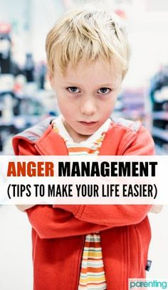 Take a deep breath and inspire your little one to do the same thing. These anger management tips will really help.