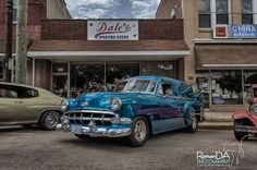 Crusin The Grove  #chinagrove #nc #classic #cars #smalltownlife #roco