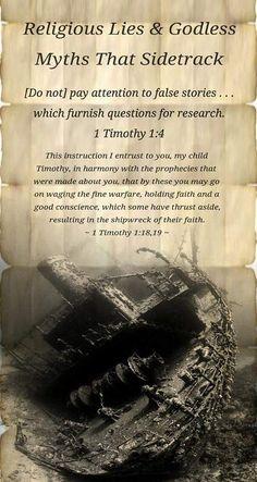 1 Timothy 1:4