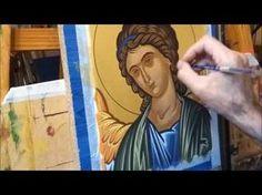 ΒΥΖΑΝΤΙΝΗ ΑΓΙΟΓΡΑΦΙΑ (ΣΑΡΚΩΜΑ ΠΡΟΣΩΠΟΥ) - YouTube