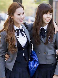 Who Are You: School 2015 Korean Star, Korean Girl, Asian Girl, Korean Actresses, Korean Actors, Who Are You School 2015, Moorim School, School Uniform Fashion, Kim Sohyun