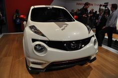Nissan GT-R Track Edition, Juke NISMO, and 2014 370Z NISMO: Chicago Auto Show Preview Chicago Auto Show, Nissan Gt, Track, Runway, Truck, Running, Track And Field