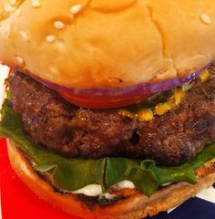 """I've got the perfect burger for your Memorial Day Weekend, or for that matter…any outdoor summer BBQ you've got planned! What's better than a bacon cheeseburger? An """"I…"""