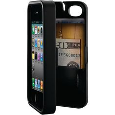 New Eyn Iphone 4 And 4s Eyn Case (black) With Kickstand
