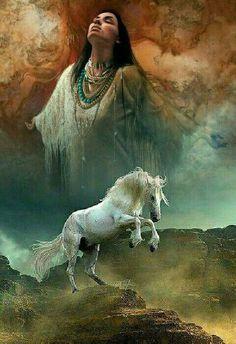 Horse Spirit #nativeamericanindians - batten siding