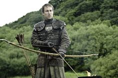 Tobias Menzies as Edmure Tully in 'Game of Thrones'