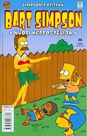 lataa / download BART SIMPSON – NUORI KEPPOSTELIJA epub mobi fb2 pdf – E-kirjasto