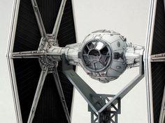 Fine Molds SW 2 Star Wars Tie Fighter 1 72 Scale Kit w 2 Storm Trooper Figures | eBay