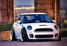 Mini this site has some cool pic http://extreme-modified.com/extreme-modified-cars/