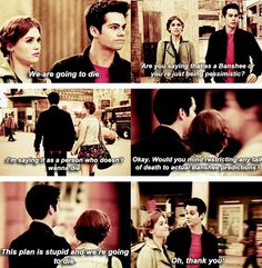 Teen Wolf season 4 - Stiles and Lydia
