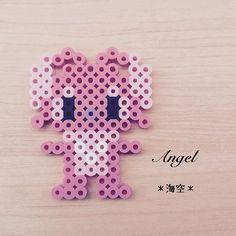 Angel perler beads by kaisora0_0