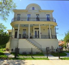 A Grand Antebellum Home with the Finest Architectural Desig...