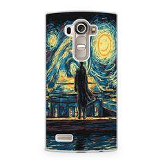 Sherlock Starry Night LG G4 Case