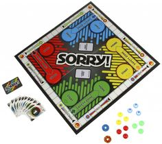 Sorry! 2013 Edition Game