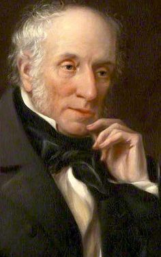 English poet laureate William Wordsworth (1770—1850) whose 1807 poem 'Intimations of Immortality from Recollections of Early Childhood' is one of the most honest and insightful poems ever written. Wordsworth recognised the nature of the conflict between our moral instinctive self and newer conscious self. English Poets, William Wordsworth, Free Thinker, Human Condition, Denial, Poems, Early Childhood, Celebrities, Spring