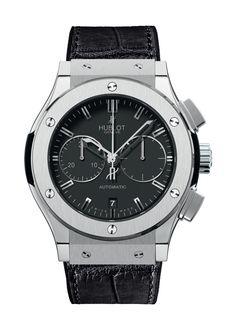 Classic Fusion Titanium Chronograph watch from Hublot