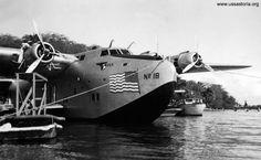 Pan AM Clipper Pacific | The Pineapple Fleet 1940-41