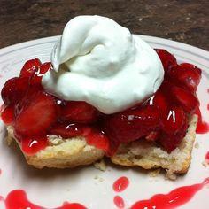 My Favorite Strawberry Shortcake
