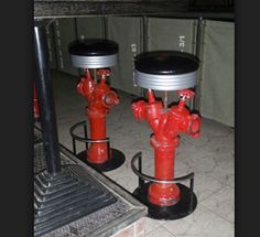 firefighter man cave - Bing Images