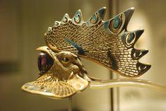 Tiara de Lalique