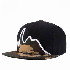 Brand New Snapback Caps Flat Hip hop baseball cap casquette gorras hat  Adult camouflage adjustable hats for men women planas b61bfcbbf51c