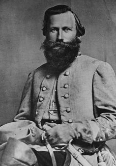 J.e.b.( James Ewell Brown ) Stuart - Calvary scout of the Confederate army in the Civil War known for his huge hat feather.