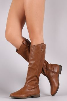 Bamboo Side Tab Riding Knee High Boots  $51.17 www.ShopDulceVida.com . . #and #Top #High #ig #us #me #i #abs #boots #Westminster #Durham #female #popstar #Baltimore #best