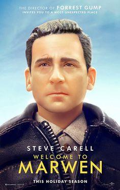Steve Carell Dönüyor... Robert Zemeckis'in Yönettiği Welcome to Marwen Filminden İlk Fragman!   #WelcomeToMarwen @marwenmovie #stevecarell #RobertZemeckis